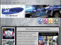 Rotulación de vehiculos, MATWRAPS